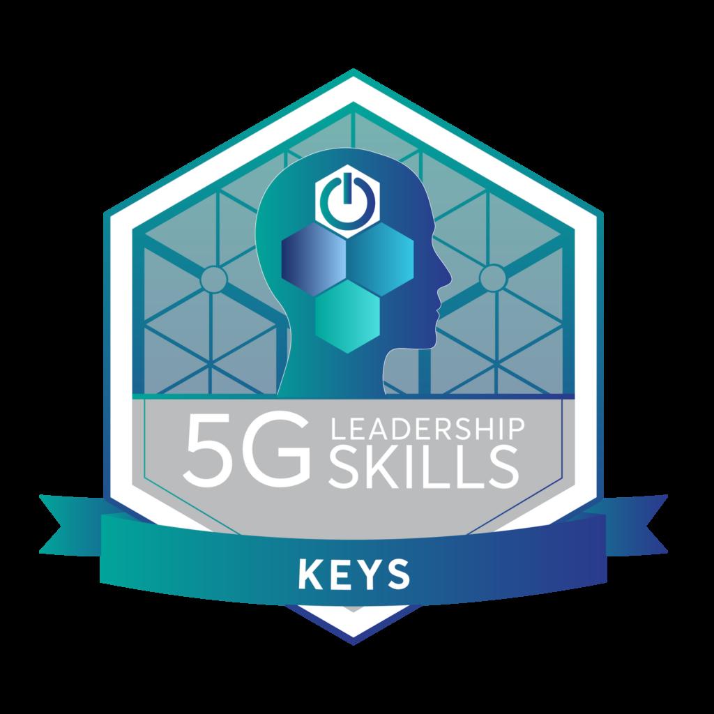 5GL Keys Badge