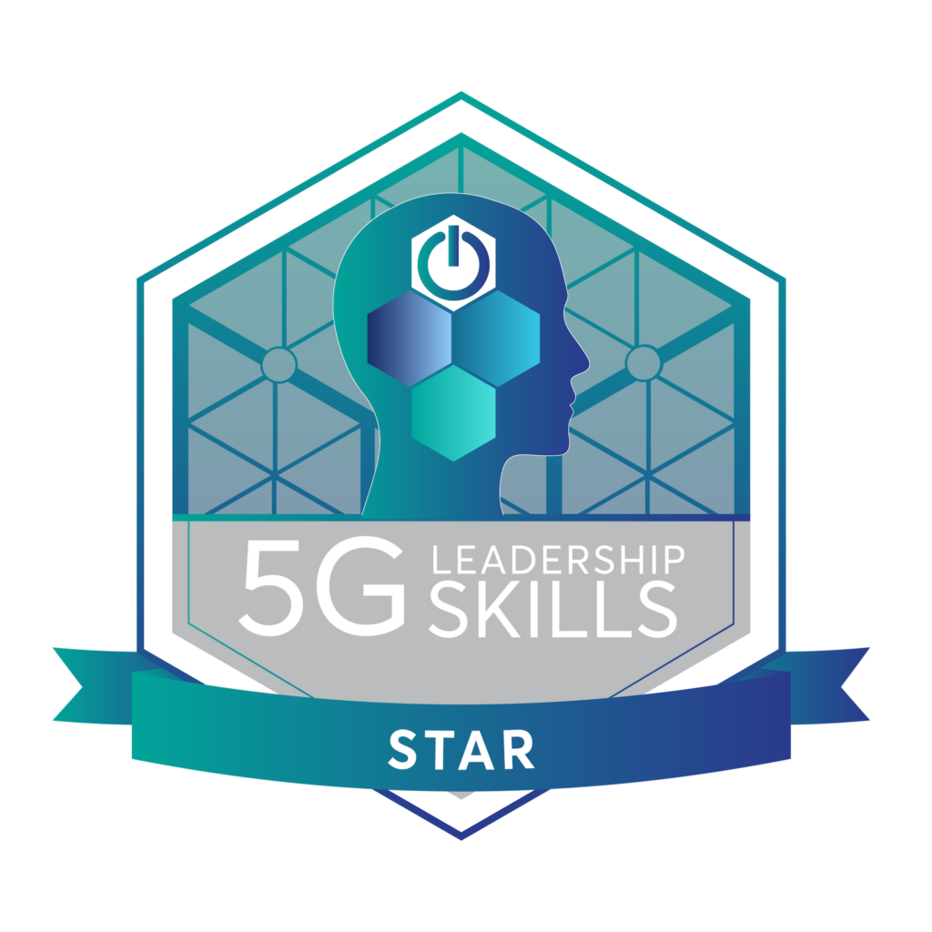 5GL Star badge